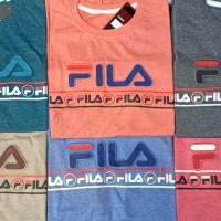 T-Shirt kaos distro kaos unisex pria dan wanita /kaos distro SERI VILA