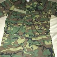Baju Army Singapore