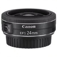 CANON LENS EF S 24MM