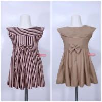 Dress Cantika uk 2-3 Tahun / Dres Yukensi Harian Baju Anak Perempuan