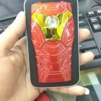 Powerbank Marvel Avenger Ironman chest / palm Slim 12.000ma