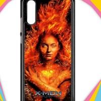 Casing x men the dark phoenix W5744 Hardcase Huawei P20 Case Cover