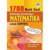 Buku Soal SMP - Buku 1700 Bank Soal Matematika SMP