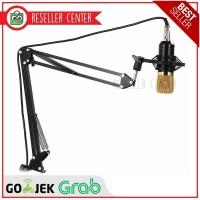 Arm Stand Suspensi Lazypod Mikrofon - Stand Mic - Penyangga Mikrofon