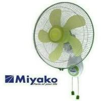 Kipas Angin Dinding Miyako 16 Inch Wall Fan 5 Baling KAW 1662 KAW1662