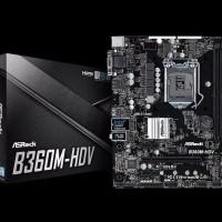 Motherboard Asrock B360M-HDV Socket 1151 Coffelake