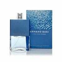 Parfum Ori Armand Basi Pour Homme EDT 125 Ml - No Box