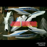 Full body vario karbu 110 cw warna putih