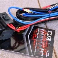 kabel set relay klakson mobil datsun go
