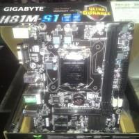 Motherboard Gigabyte GA-H81M-S1 murah meriah