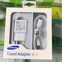 Charger Samsung Fast Charging Ori100%ote 4 Note 5 S6 S7 Edge 15W