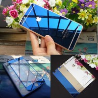 IPhone 5S Tempered Glass Antigores Protector Warna-Warni Colourful