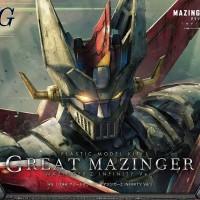 Bandai 1/144 HG Great Mazinger (Infinity Ver)