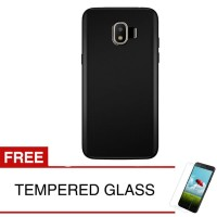 Case for Samsung Galaxy J2 Core 2018 / J260 - Slim Soft Case - Hitam