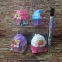 Mainan Pajangan Animal Jam Adopt A Pet Series 3 Cupcake Jazwares