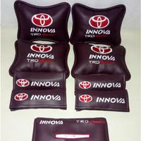 Bantal mobil Kijang Innova headrest mobil sandaran kepala interior