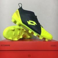Sepatu Bola Lotto Energia FG Safety Yellow L01010008 Original BNIB