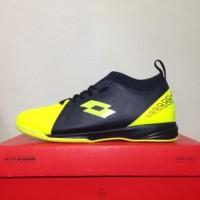 Sepatu Futsal Lotto Energia IN Safety Yellow L01040008 Original BNIB