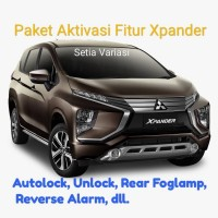 Paket Aktivasi Mitsubishi Xpander Door Autolock Unlock Fitur Hidden