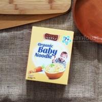 Golden Noodle Organic Baby Noodle Carrot 200gr