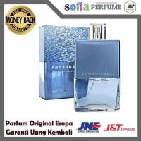 parfum original armand basi l'eau pour homme edt 125 ml