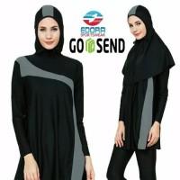 Baju Renang Muslim Premium Wanita Muslimah Dewasa ES-FCM-004-ABT