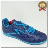 Produk 38 Kicosport sepatu futsal specs quark in galaxy blue original