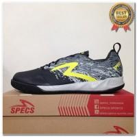 Produk 38 Sepatu Futsal Specs Metasala Warrior Black Cool Grey 400780