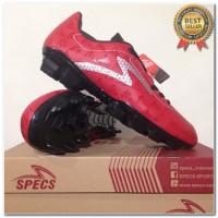 Produk 38 Sepatu Bola Specs Quark FG Chestnut Red 100757 Original BNIB