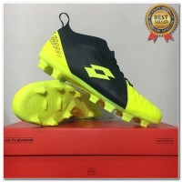 Produk 38 Sepatu Bola Lotto Energia FG Safety Yellow L01010008 Origina