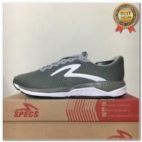 Produk 38 Sepatu Running/Lari Specs Dual Enduro Palona Grey 200549 Ori
