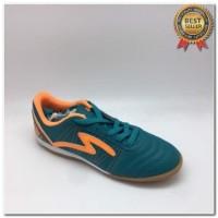 Produk 38 Sepatu futsal specs horus in tosca orange original 100% 2016