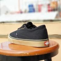 sepatu casual Vans california black gum Premium / sneakers BNIB skate