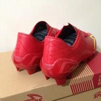 Sale Sepatu Bola Specs Accelerator Exocet FG Dark Red 100764 Original