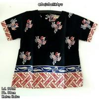 Blouse Batik motif Ayam bahan Katun