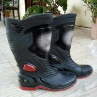 Ori - Sepatu Karet Anti Air Banjir AP BOOTS Moto3 Moto 3