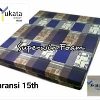 Kasur Busa INOAC Super no.2(160x200x20) anti kempes garansi 10th