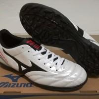 Sepatu futsal / putsal / footsal Mizuno Monarcida White - TURF DISKON