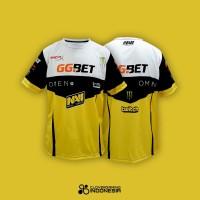 Jersey Team Navi New 2018 - Baju Jersey Natus Vincere Team Dota 2