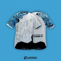 Jersey Liquid Rift Rivals - Baju Team Dota 2