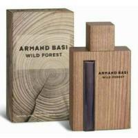 Parfum Ori Eropa nonbox Armand Basi Wild Forest EDT 90 ml