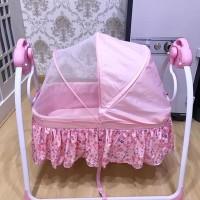 Swing BabyElle Craddle murah Ayunan bayi tempat tidur ayun anak bayi