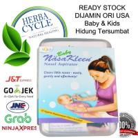 Squip Product Baby NasaKleen Sedot lendir hidung Tersumbat + 50tub Ori