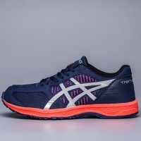 Sepatu Sneakers Olahraga Pria Model Asics Tartherzeal 6 (2E) Untuk