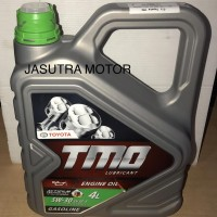 Oli Toyota TMO 5W - 30 SN [4 lt] 08880 - 83574 BARANG ASLI TMO -70539