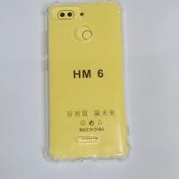 Anticrack Anti Crack Xiaomi Redmi 6 Softcase Soft Case Anti Pecah