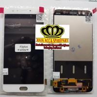 LCD + TOUCHSCREEN OPPO F3 PLUS(+) ORI BERGARANSI - Hitam