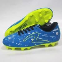 Sepatu Sepak Bola Specs Barricada Ultima Biru List Hijau Grade Ori