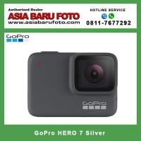 GoPro HERO 7 Silver Garansi Resmi
