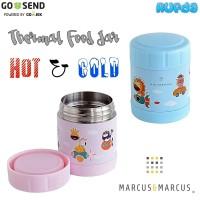 Marcus Marcus Food Jar Wadah Makanan Bayi Tetap Hangat & Dingin